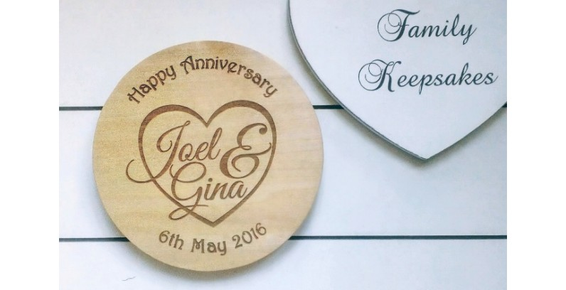 Personalised Coasters for all occasions