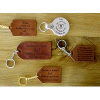 Personalised Leather Gifts