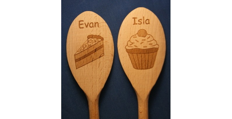 Personalised Wooden Spoons for all occasions