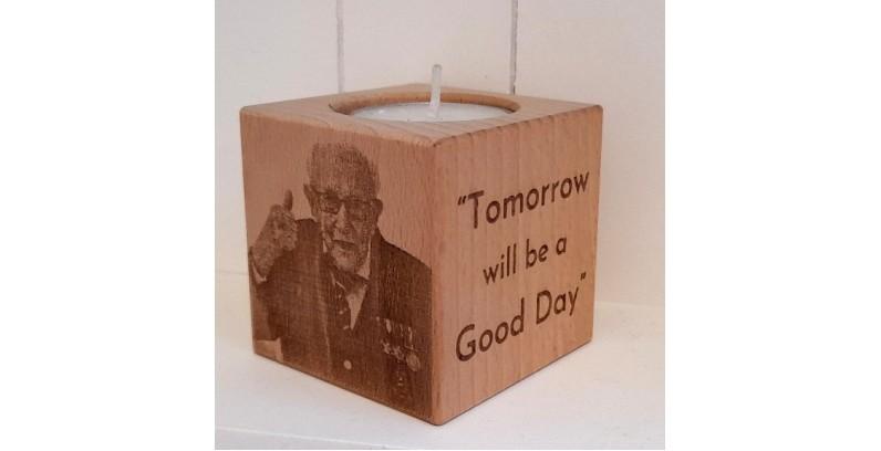 In Loving Memory of Captain Sir Tom Moore