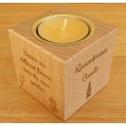 Tealight Holder - In Loving Memory