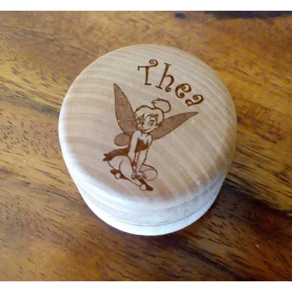 Tooth Fairy Box - First Tooth or First Curl