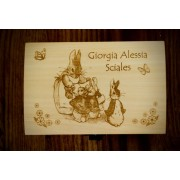 Peter Rabbit Treasure Chest - Keepsake box