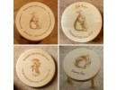Peter Rabbit wooden gifts