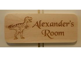 Kid's Door Name Plaques