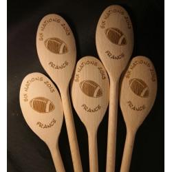 Wooden spoon  - World's Biggest Stirrer or other Novelty event