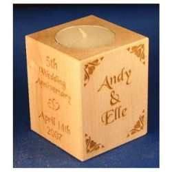 Tealight - Wedding or Anniversary